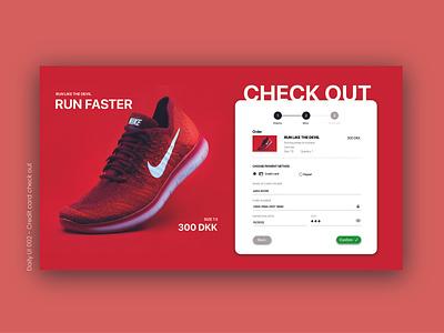 Daily UI 002 - Credit Card checkout adobe xd ui userinterface dailyui 002 dailyui