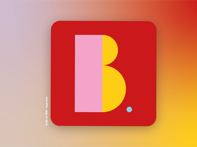 Daily UI 005 - App icon illustration logo app icon daily ui 005 dailyui