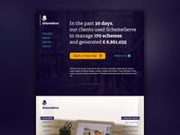 SchemeServe Home