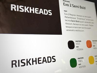 RISKHEADS light revamp details