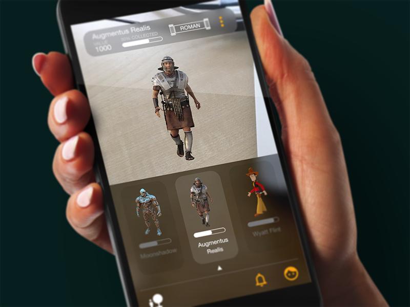 Augmented Reality E-Commerce App e-commerce ar