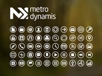 Metro Dynamis New Icons