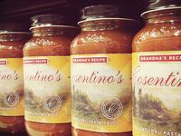 Cosentino's // Pasta Sauce Labels