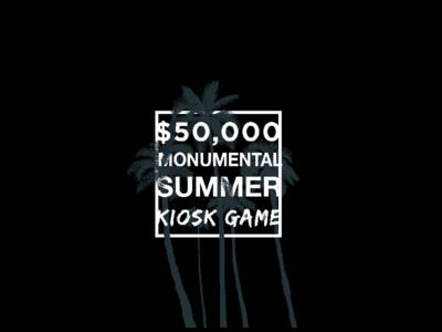 Kiosk Game Logo