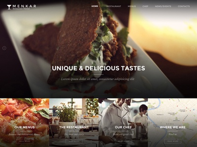 Menkar V2 restaurant food web