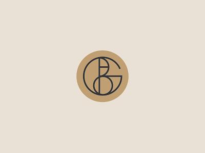 Geo Monogram brand identity georgia atlanta matchstic foundation crest seal logo symbol mark brandmark monogram