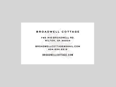 Broadwell Cottage
