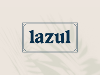 so chiseled. logotype logo branding florida beach palm matchstic miami frame typography serif chiseled