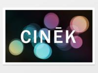 Cinek Bokeh