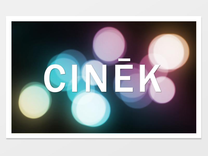 Cinek Bokeh Realism bokeh circles vibrant