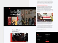 Mammoth Store - Website