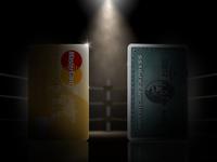 Mastercard vs AMEX