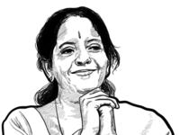 Nirmala Sitharaman 2nd Portrait