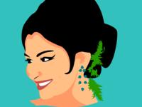 Sharmila Tagore (Kora kagaz)
