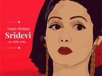 Happy Birthday Sridevi