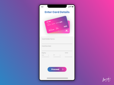 Checkout UI Design