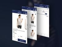 iOS Mobile Shopping App