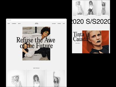 Pinot Meunier - Brand Identity minimal portfolio agency typography web ux ui web designer web design website brand identity brand design branding
