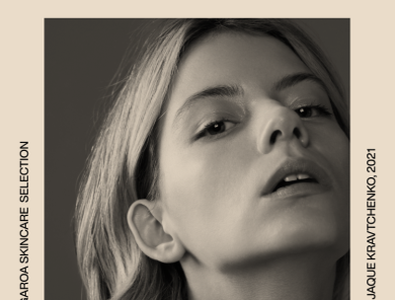 Garoa Skincare - Selected Shots 2 design ui minimal ux agency portfolio typography web design website branding