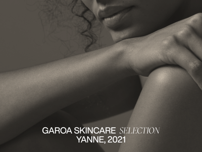 Garoa Skincare - Selected Shots 5 web designer design agency portfolio typography web web design website branding photography