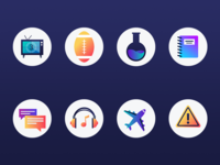 Icon Set Exploration
