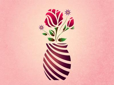 Shape&Color - flower