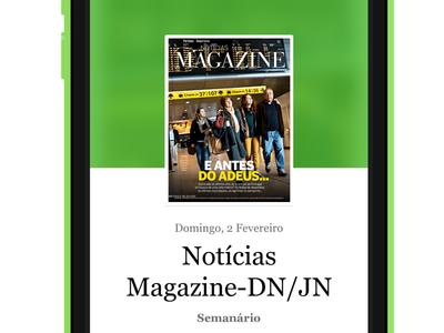 SAPO Jornais - Newspaper Info