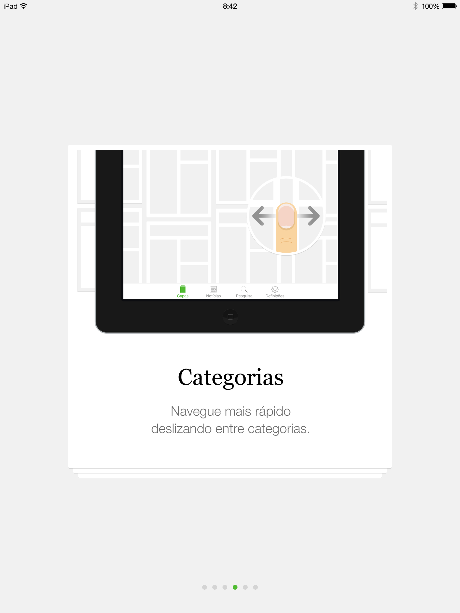 Walkthroughs categories