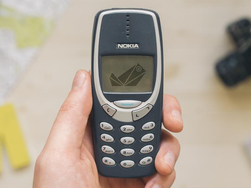Sapo On Nokia 3310 By Hugo França On Dribbble