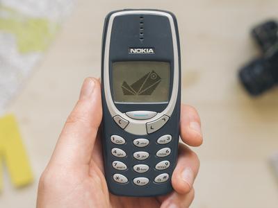 SAPO on Nokia 3310
