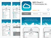MEO Cloud - App Store