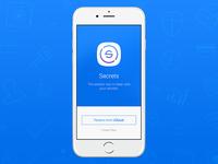 Secrets - iOS App