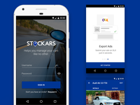 Stockars Android App Preview