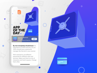 Secrets - App Of The Day