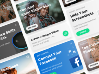Cards for Western Digital Cloud App