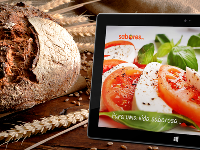 SAPO Sabores - Windows 8