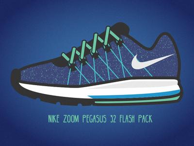 Nike Zoom Pegasus 32 Flashpack