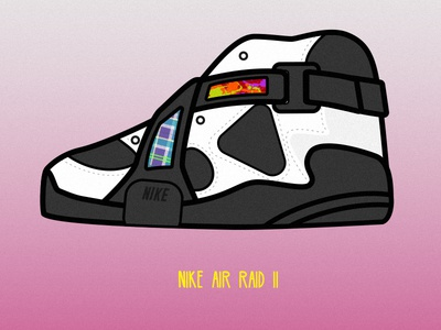 Nike Air Raid 2