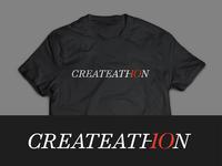 rp Createathon shirt