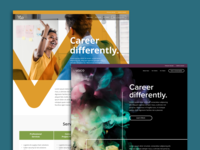 Homepage explorations