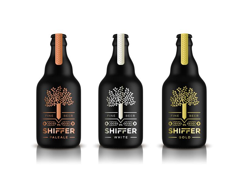 Premium Beer beer packaging beer label beer package design packaging design packaging typography layout design