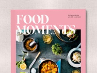 Food moments food and drink brochure