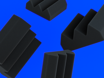 Foam render dribbble art 3d art speed art graphic design design cinema 4d maxon illustration cgi art direction adobe 3d animation 3d