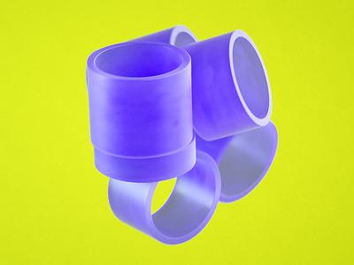 Pipelines graphic design design speed art render maxon illustration cinema 4d cgi art direction art adobe 3d art 3d animation 3d