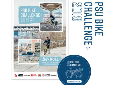 Portland State Bike Challenge 2019