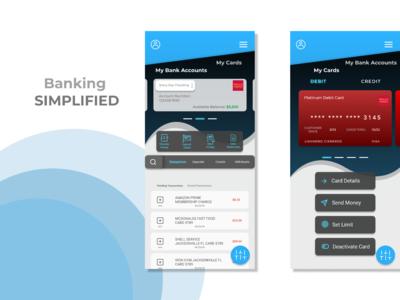 Fintech Banking App