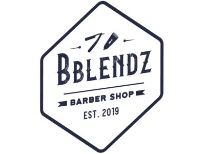 Logo Design for Barbershop Bblendz