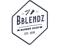 Logo Design for Barbershop Bblendz