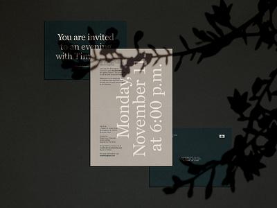 Another one card invitation card invite invitation