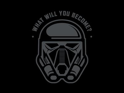 Death Trooper Badge